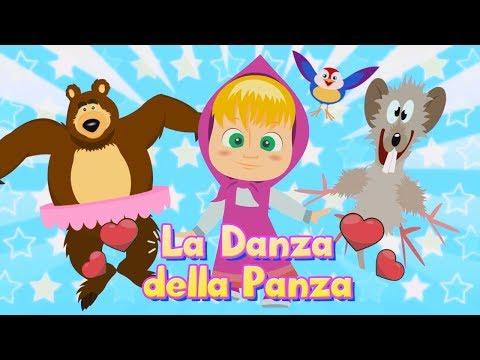 La Danza della Panza - Baby Dance Canzoni per Bambini - Kids Dance