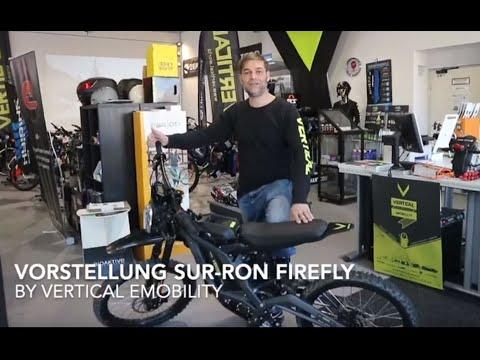 SUR RON Firefly 2019- Eine  Günstigere Alternative Zum US Stealthbike?