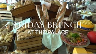 Kempinski Hotels - Friday Brunch at Marsa Malaz Kempinski, The Pearl - Doha