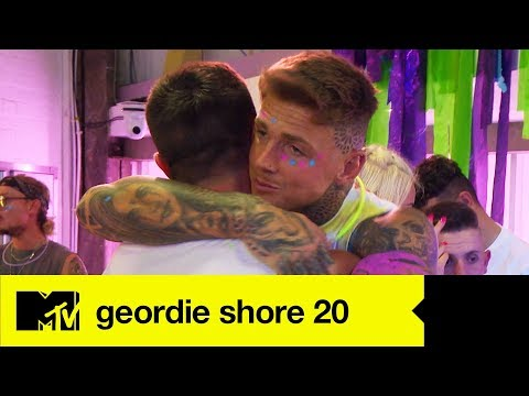 EP #2 CATCH UP: The Family's Houseparty Gets Canny Emosh | Geordie Shore 20