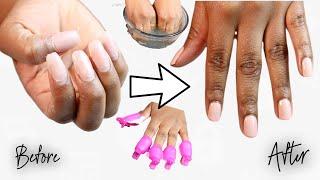 Baixar NO Damage Acrylics Soak Off + HEALTHY Gel Manicure (NO UV Light!)