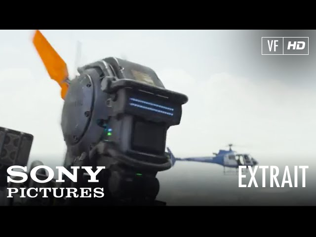 Chappie - Extrait Not My Fault - VF