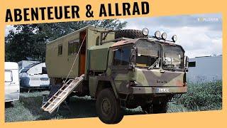 Abenteuer & Allrad 2019 – Rundgang auf der CAMP AREA