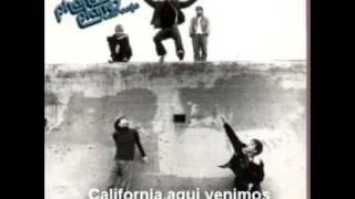 California - Phantom Planet (Sub.español)