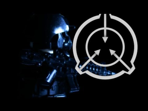 LEGO SCP secret labarotory (MOVIE)