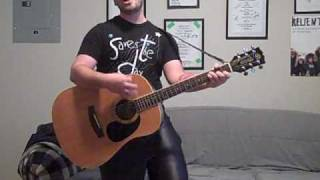 my version of sun myself by husking bee. i was inspired by Chris Conley of Saves the Day 's version of this song on the 3 way acoustic split he did with Matt ...