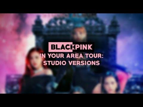 BLACKPINK – DDU - DU-DDU-DU [IN YOUR AREA TOUR] (Live Band Studio Version)