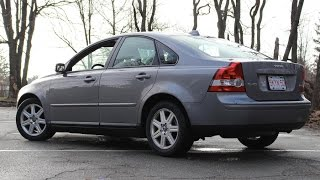 2006 Volvo S40 2.4i Review - Acceleration and Walk Around