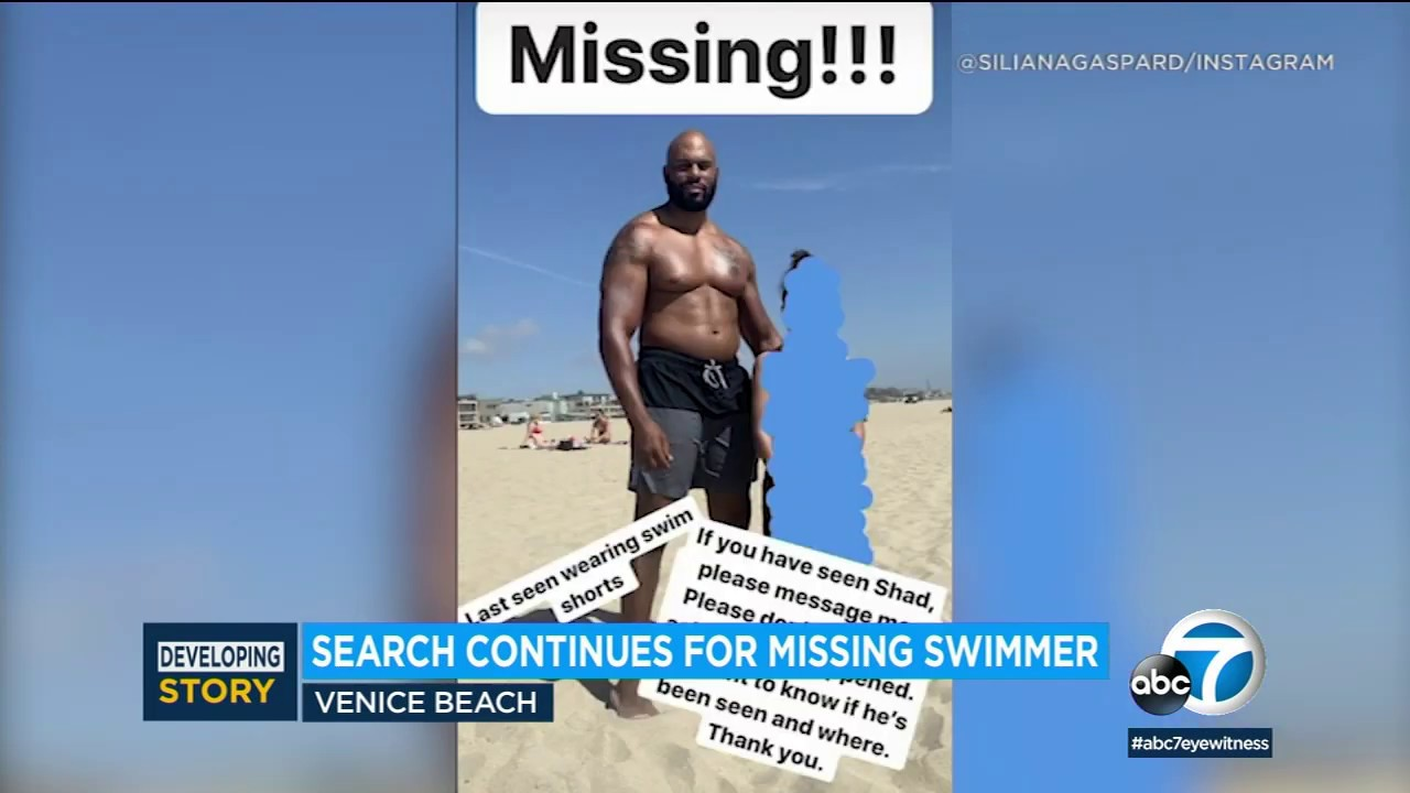 Former WWE Superstar Shad Gaspard Goes Missing Near Venice ...