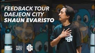 Shaun Evaristo @GB ACADEMY || TIFFANY GOUCHE - DIVE  || FEEDBACK TOUR  2019