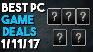 Top 5 PC Game Deals of the Week 1/11/17 - Metro Redux, Humble Bundle and More!