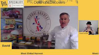 Global Harvest by Delishops Discovers: Monday 28th September 10am
