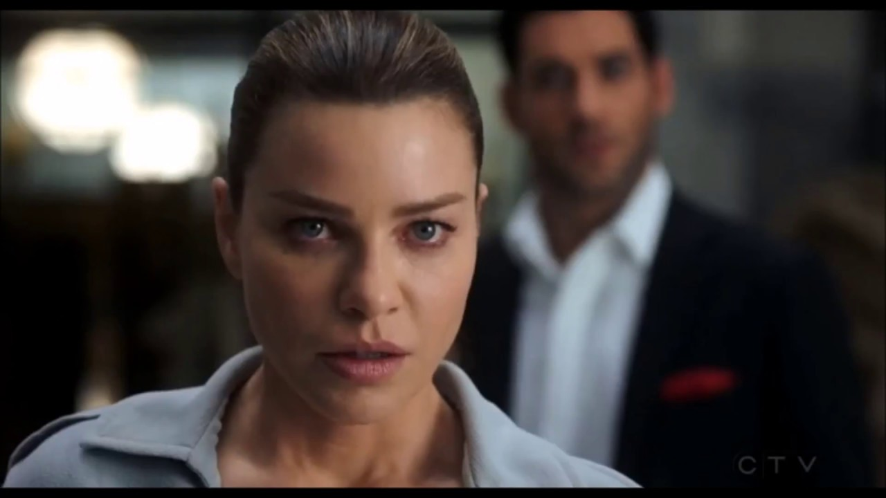 Download Chloe finds out who Lucifer really is [Lucifer]