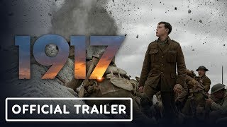 1917 - Official Trailer #2 (2019) Benedict Cumberbatch, Colin Firth