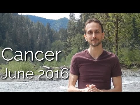 cancer june 2016 horoscope true sidereal astrology youtube. Black Bedroom Furniture Sets. Home Design Ideas