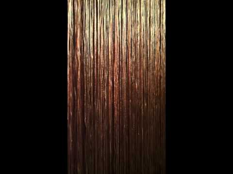 String/cord curtains