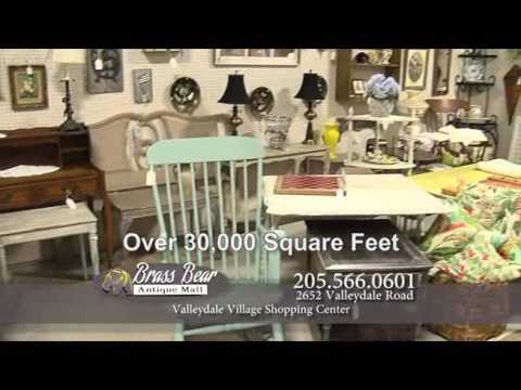 Brass Bear Antique U0026 Eclectic Shoppe 2652 Valleydale Rd., Birmingham, AL  35244    205 566 0601   YouTube