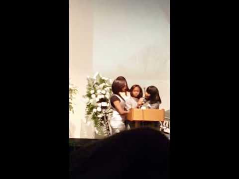 Johnny P daughters singing