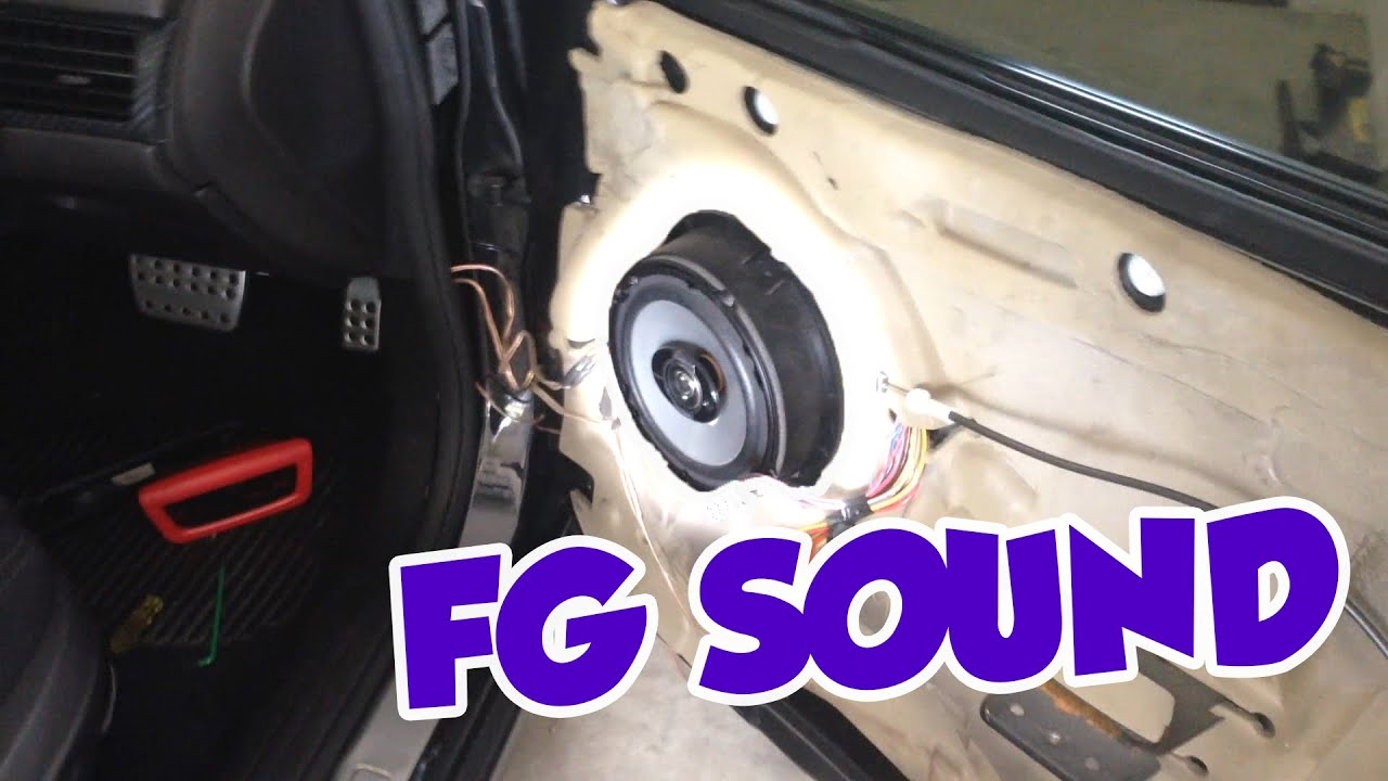 ford falcon fg sound system the basics amplifiers youtube. Black Bedroom Furniture Sets. Home Design Ideas