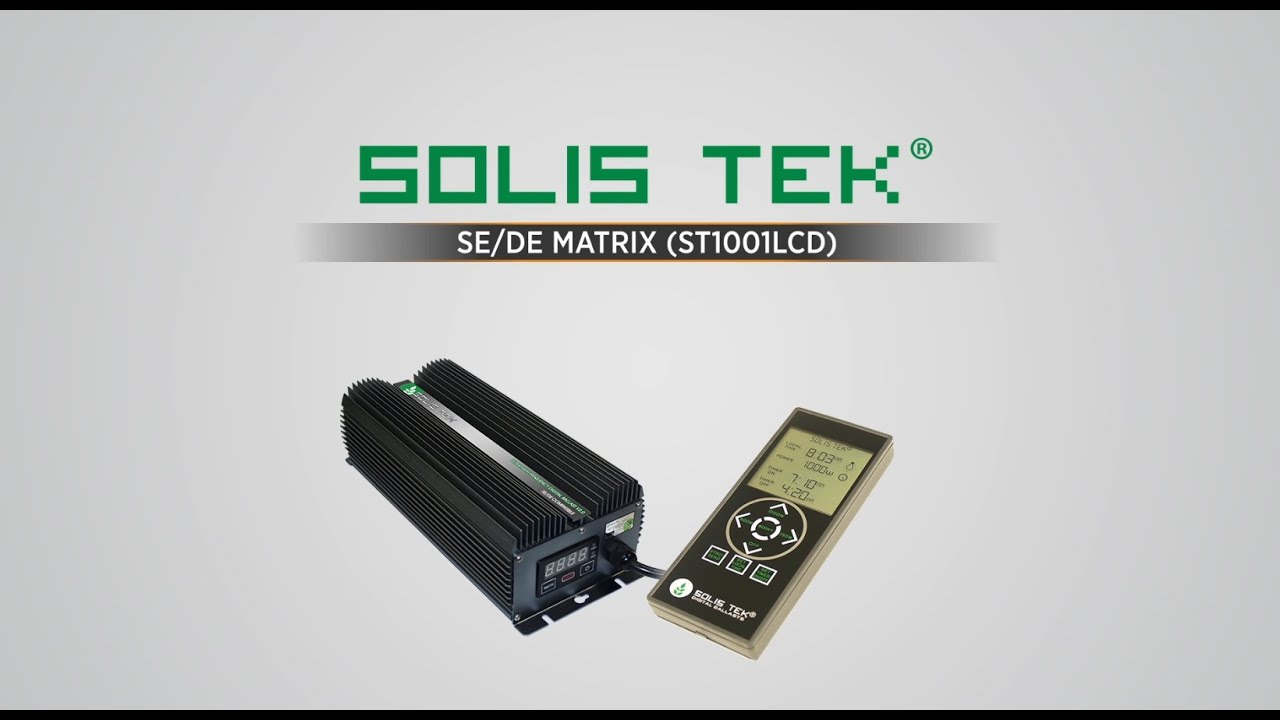 maxresdefault solistek se de matrix remote tutorial stk1001lcd rc1001 youtube  at bakdesigns.co