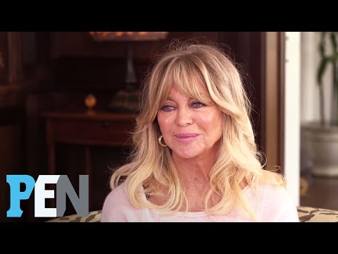 Goldie Hawn Says Son Oliver Hudson Nearly Died At 1 Day Old  PEN  People