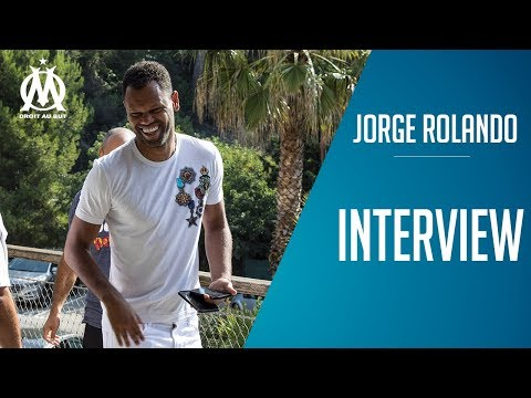 Interview Avec Jorge Rolando