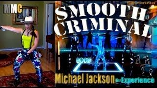 """SMOOTH CRIMINAL"" Michael Jackson The Experience (Xbox360 Kinect) - MightyMeCreative"