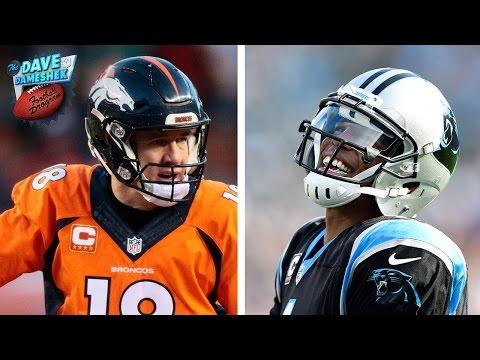 Cam Newton & Peyton Manning