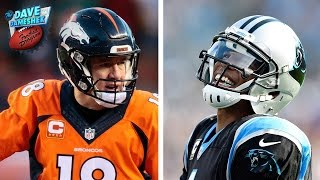 Cam Newton & Peyton Manning s road to Super Bowl 50 | Dave Dameshek Football Program | NFL