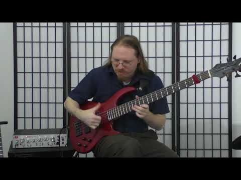 Jonathan Chase - Tenor Bass Looping (Excerpt)