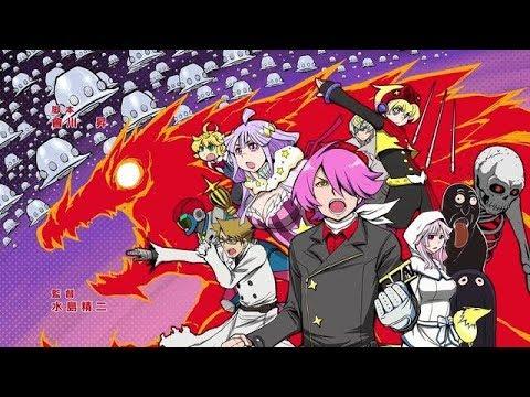 Concrete Revolutio: Choujin Gensou cap 2 sub españ