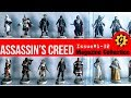 ASSASSIN'S CREED Magazine Figure Collection Issue 1-32 | The Gamer Vault