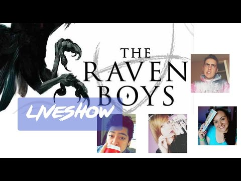 THE RAVEN BOYS LIVE SHOW   WORLD OF WORDS