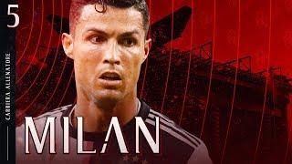 🚨🔥 FINALMENTE RONALDO! INIZIA IL CALCIOMERCATO! CARRIERA ALLENATORE AC MILAN 5 | FIFA 20