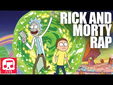 "Thumbnail: RICK AND MORTY RAP by JT Machinima - ""Get Schwifty Numero Dos"""