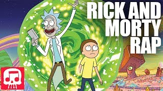 RICK AND MORTY RAP by JT Music Get Schwifty Numero Dos