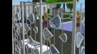 My Glamour Life Expansion Pack House - The Sims 2