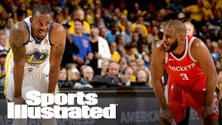 Warriors Forward Andre Iguodala Unsure For Game 4 With Knee Soreness | SI Wire | Sports Illustrated