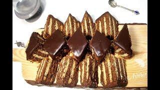 Für diesen Kuchen brauchst du nur 5 Zutaten und 10 Minuten I Kuchen ohne backen I No bake cake