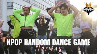 Download lagu KPOP RANDOM DANCE GAME IN NORWAY