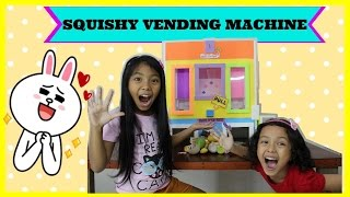 HOMEMADE JUMBO SQUISHY VENDING MACHINE !!! ♥ Indonesia