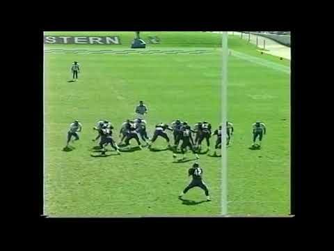 Duke Football - Punt Return