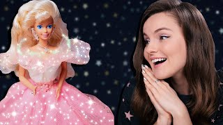 Необычная мерцающая кукла 1993 года! Twinkle Lights Barbie: обзор и распаковка