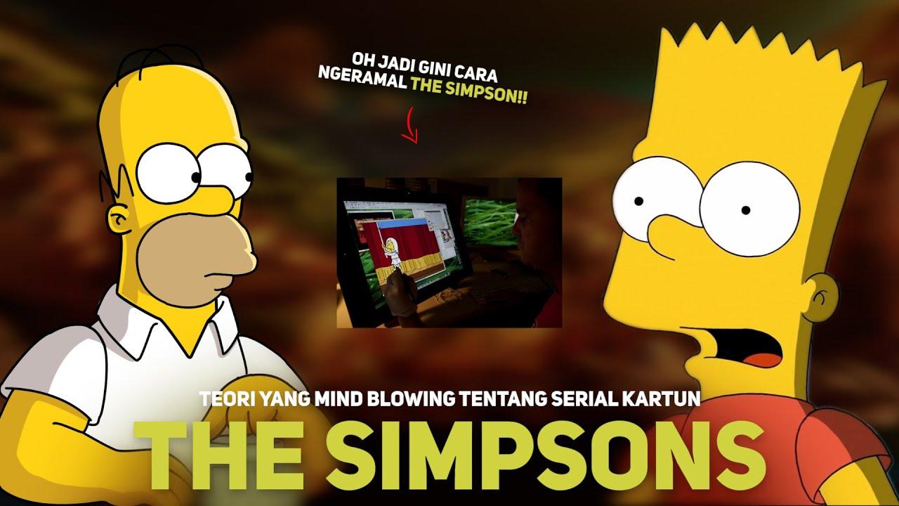 TEORI FILM LAINNYA (THE SIMPSONS) | Eps: Bagaimana The Simpsons Tahu Masa Depan?