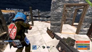 Rust - Chronicles of the Bandit King Part 22: SoaG