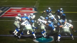 ESPN NFL 2K5 Seamless animation part 1