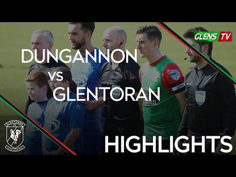 Dungannon Swifts vs Glentoran - 6th April 2019