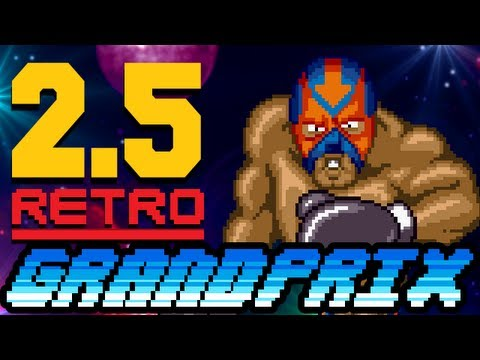 Retro Grand Prix: The Masked Muscle!