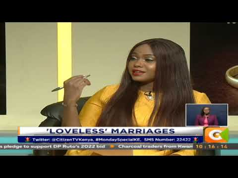 Monday Special : 'Loveless' marriages
