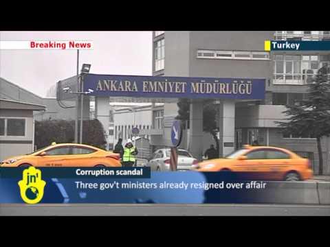 Ankara Corruption: Turkish PM Tayyip Erdogan dismisses 350 police officers over corruption probe
